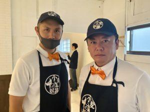 こむぎの 堀江氏と橋本代表