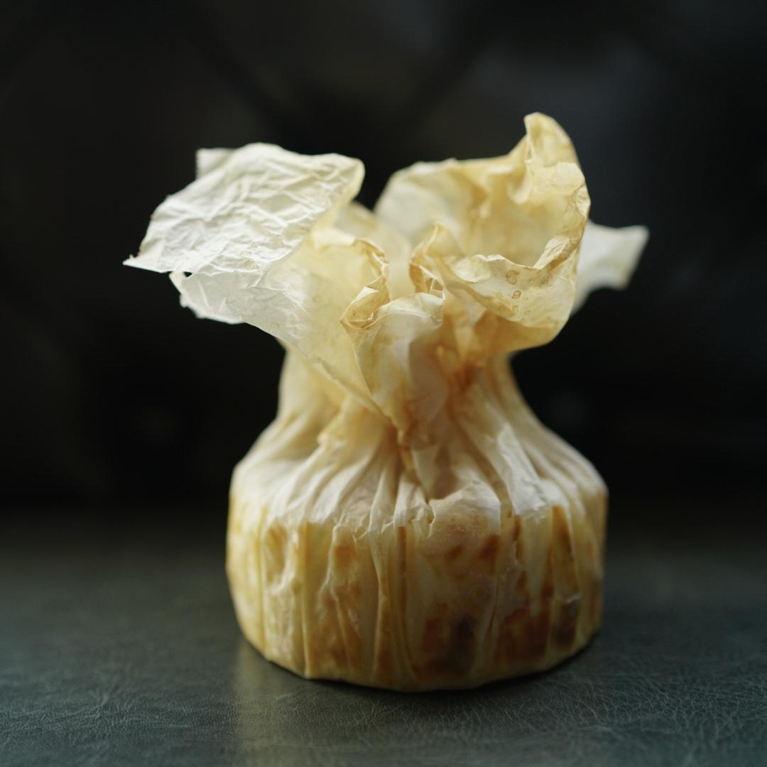 http://パティシエパン 蒸焼きバスクチーズ