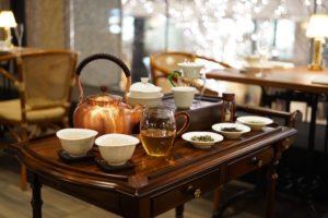 ヤウメイ 中国茶
