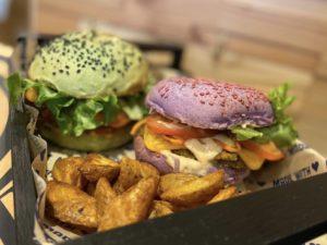 Flower Burger